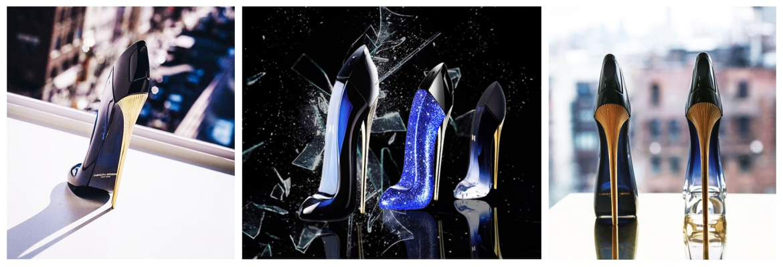 Магическая туфелька от Carolina Herrera - фото
