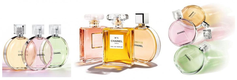 Історія створення парфумів Шанель - фото