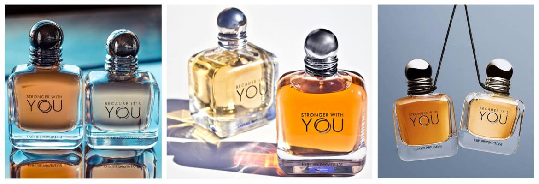 Emporio Armani - парфуми для двох - фото