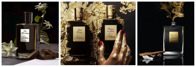 Kilian - роскошь и величие ароматов от популярного бренда