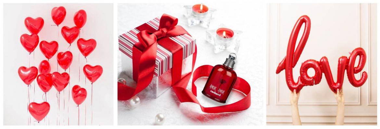 Ароматні подарунки до Дня Св. Валентина - фото