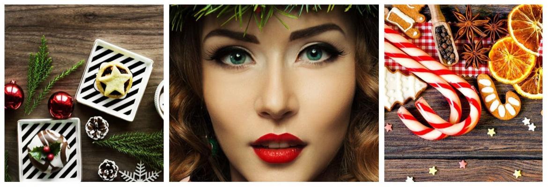 Актуальні тенденції новорічного макіяжу - фото