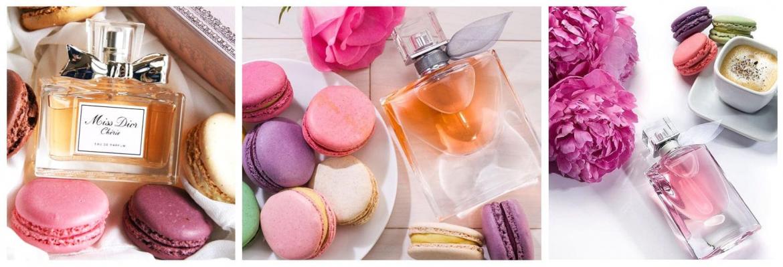 Солодкі аромати жіночих парфумів - фото