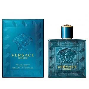 Versace Eros Pour Homme Парфюмированная вода 100 ml Уценка