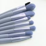 Набор кистей для макияжа Nude 8 in 1 Nude Blue - фото