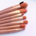 Набор кистей для макияжа Nude 8 in 1 - фото_4