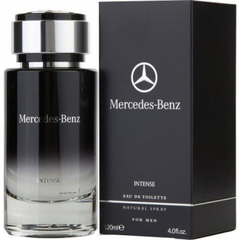 Mercedes-Benz For Men Intense Туалетная вода 120 ml