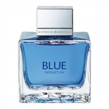 Antonio Banderas Blue Seduction For Men Туалетна вода 100 ml - фото