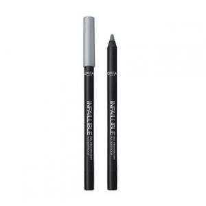 L'oreal Infaillible Gel Crayon 24H Waterproof карандаш для век 002 Grey Fever Original