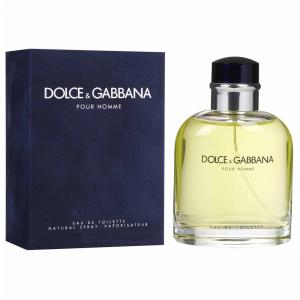 Dolce&Gabbana Pour Homme Туалетная вода 125 ml Уценка