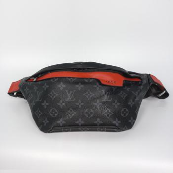 Поясная сумка Louis Vuitton 1854 Черная - фото