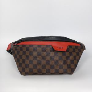 Поясная сумка Louis Vuitton 1854 Клетка, коричневая