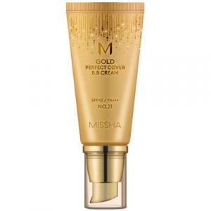 MISSHA Gold Perfect Cover B.B. Cream Тональный крем