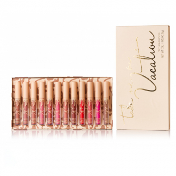 "Kylie Birthday Edition Matte Liquide ""Take Me On Vacation"" Блеск для губ"