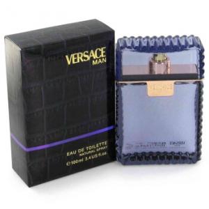 Versace Man Black Туалетная вода 100 ml