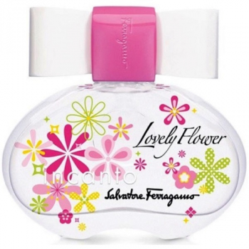 Salvatore Ferragamo Incanto Lovely Flower Туалетная вода 100 ml