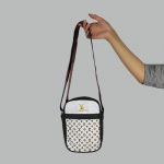 Мужская сумка Louis Vuitton Brian Белая 2229  - фото