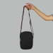 Мужская сумка Louis Vuitton Brian Клетка, черная 2229 - фото_2