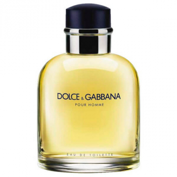 Dolce & Gabbana Pour Homme Туалетная вода 125 ml Тестер