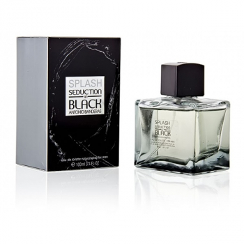 Antonio Banderas Splash Seduction in Black Туалетная вода 100 ml