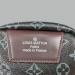 Сумка слим Louis Vuitton Austen Черная 2311 - фото_4