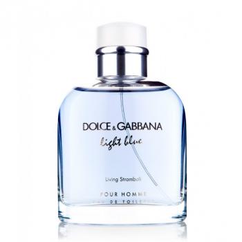 Dolce & Gabbana Light Blue Living Stromboli Pour Homme Туалетная вода 125 ml