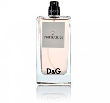 Dolce & Gabbana 3 L'Imperatrice Туалетная вода 100 ml Тестер