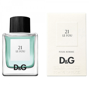Dolce & Gabbana 21 Le Fou 100 ml