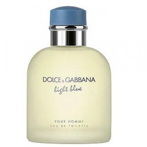 Dolce & Gabbana Light Blue Pour Homme Туалетная вода 125 ml
