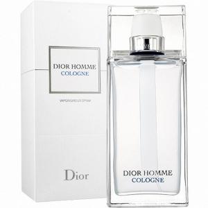 Christian Dior Homme Cologne Туалетная вода 125ml