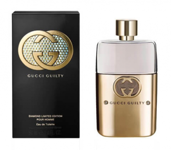 Gucci Guilty Diamond Limited Edition Туалетная вода 90ml