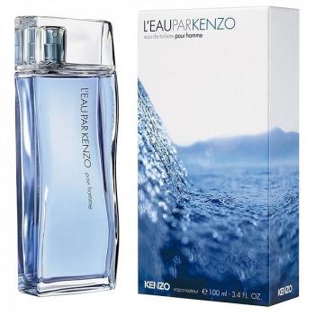 Kenzo L'eau Par Kenzo Pour Homme Туалетная вода 100 ml Уценка
