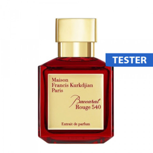 Maison Francis Kurkdjian Paris Baccarat Rouge 540 Extrait de parfum Парфюмированная вода 70 ml Тестер