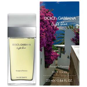 Dolce&Gabbana Light Blue Escape To Panarea Туалетная вода 100 ml