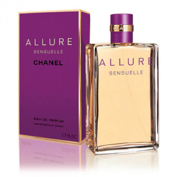 Chanel Allure Pour Femme Sensuelle Парфюмированная вода 100ml Уценка