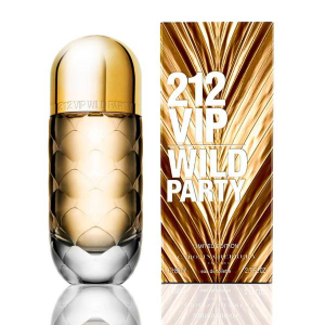 Carolina Herrera 212 VIP Wild Party Туалетная вода 80 ml