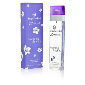 Sergio Tacchini Donna Blooming Flowers 100 ml
