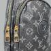 Сумка слим Louis Vuitton Felix Черная 7171 - фото_3