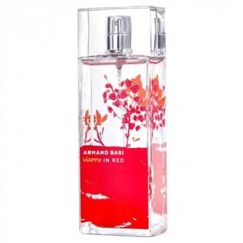 Armand Basi Happy In Red Туалетная вода 100 ml