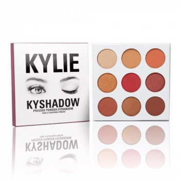Kylie XOXO Kyshadow Pressed Powder Eyeshadow Тени для век 9 цветов