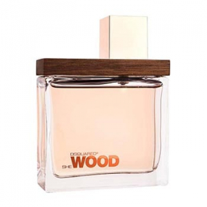 DSQUARED She Wood Парфюмированная вода 100 ml