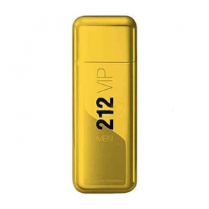 Carolina Herrera 212 VIP Men Gold Туалетная вода 100 ml