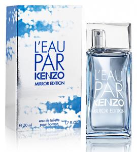 Kenzo L`Eau Par Kenzo Mirror Edition Pour Homme Туалетная вода 50ml
