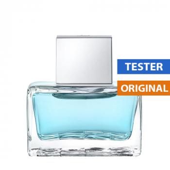 Antonio Banderas Blue Seduction For Women Туалетная вода 80 ml Тестер Original - фото