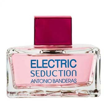 Antonio Banderas Electric Seduction Blue For Women Туалетная вода 100 ml