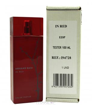 Armand Basi In Red Eau De Parfum Парфюмированная вода 100 ml Тестер Original