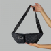 Поясная сумка Louis Vuitton Christopher Черная 2333 - фото