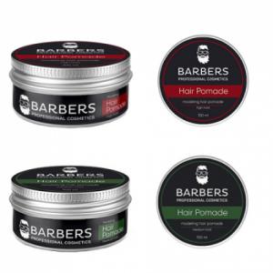 Barbers Modeling Hair Pomade Моделююча помада для волосся