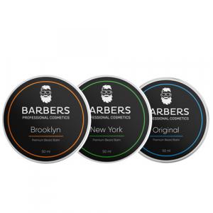 Barbers New York Premium Beard Balm Бальзам для бороди