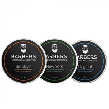Barbers New York Premium Beard Balm Бальзам для бороды - фото